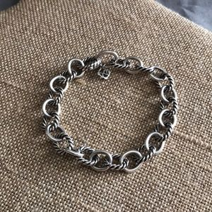 David Yurman Sterling Bracelet
